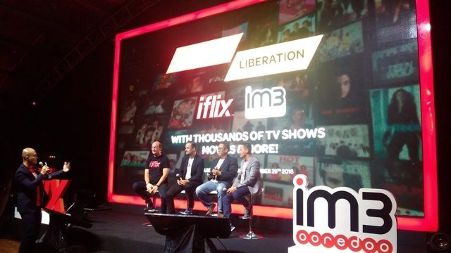 bebas streaming video IFLIX dengan IM3