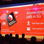 Snapdragon X50, mendukung internet 5G