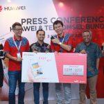 Huawei Gandeng Telkomsel, luncurkan Huawei Y3ii dan Y6ii
