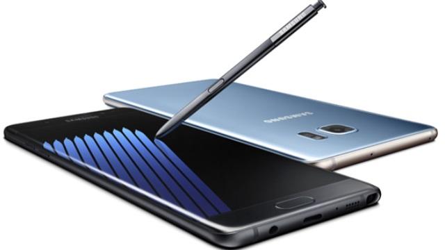 Samsung Note 7 meledak
