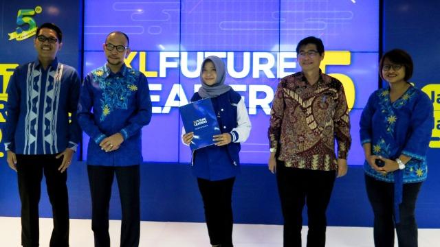 XL future leader 5