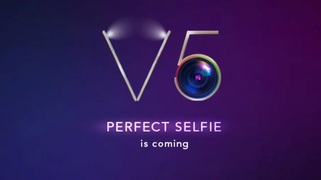 Vivo V5 is comeing