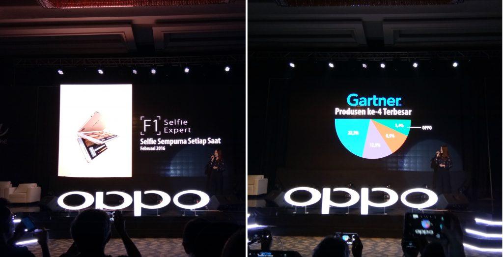 OPPO F1s Limited Black Edition penerus OPPO F1 Selfie Expert