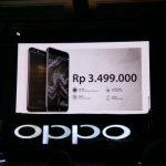 Pre-order OPPO F1S Limited Black Edition dihentikan