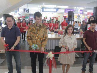 Peresmian HUawei Brand Shop ke-8 di ITC Roxy Mas Jakarta