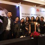 Huawei akan perkenalkan smartphone dengan teknologi layar EntireView