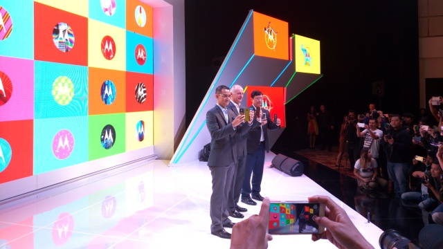 launching Moto Z Indonesia