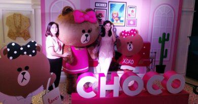 Choco LINE friends, gadis milenial ala LINE