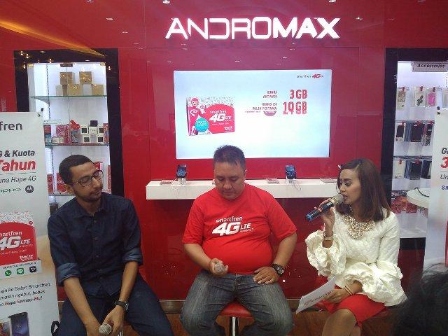 Smartfren GSM+