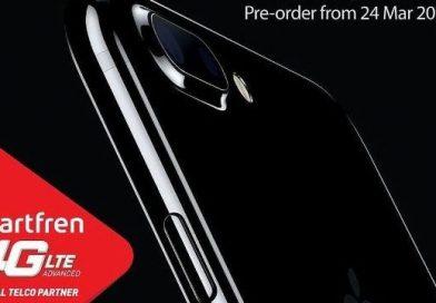 Bocoran pre-order Smartfren iPhone 7 series