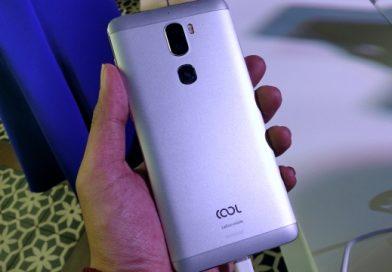 Coolpad COOL DUAL, smartphone dual kamera terjangkau