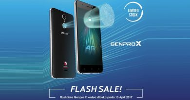 2nd flash sale Genpro x