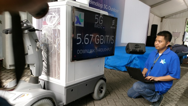 Ujicoba XL 5G