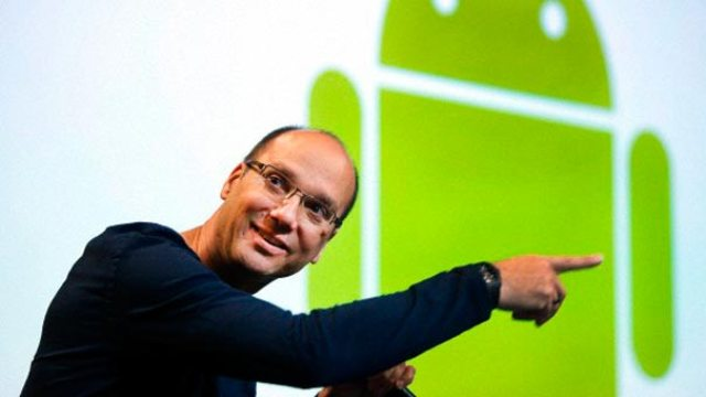 Andy Rubin [getty images]