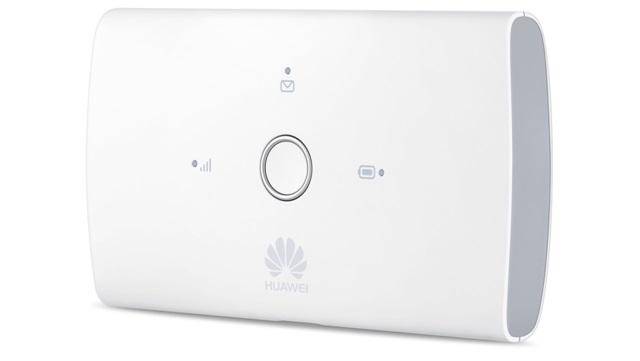 MiFi bunding Smartfren dengan Huawei E5673