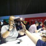 Menjajal kemampuan jagoan selfie OPPO F3