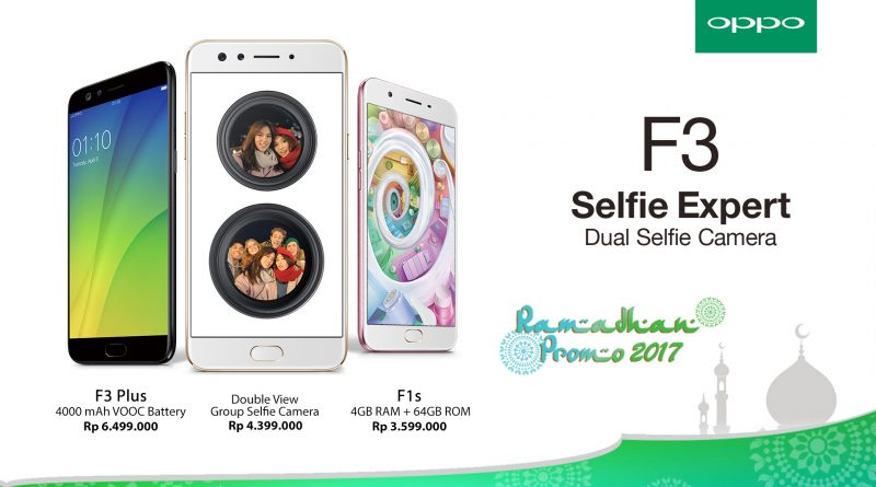 Promo Ramadhan OPPO Indonesia