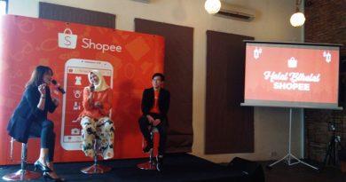 Halal Bi Halal 2017 bersama Shopee Indonesia