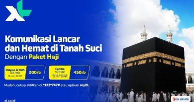XL Paket Haji 2017