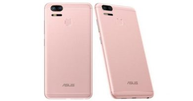 Zenfone Zoom S Rose Gold