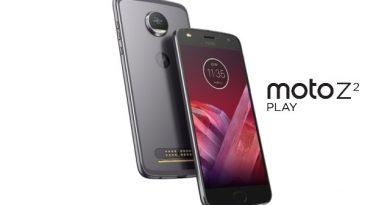 Moto Z2 Play Lunar Grey