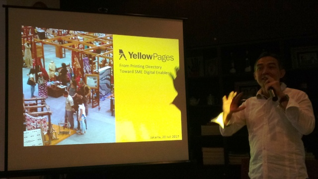 peluncuran fitur otomasi digita yellow pages