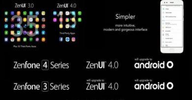 Asus Menjanjikan update Android O untuk perangkat Zenfone 3