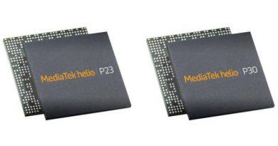 Helio P23 dan P30