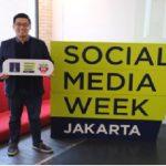 Pembicara di Social Media Week 2017 Jakarta siapa aja?
