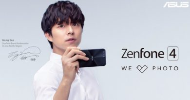 Undangan Asus Zenfone 4