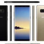 Penampakan wujud Galaxy Note 8, mirip banget S8