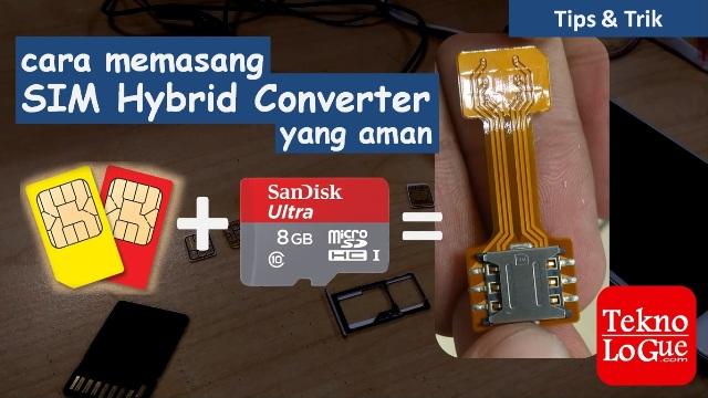 sim hybrid converter