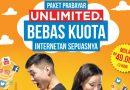 BOLT Luncurkan Paket Prabayar Unlimited Tanpa Kuota dan FUP