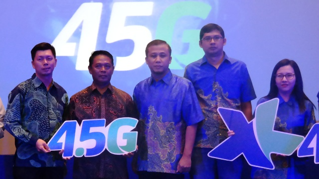 Launching XL 4G LTE Bangka
