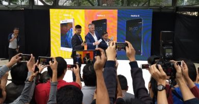 Momen Peluncuran Nokia 3, 5, dan 6