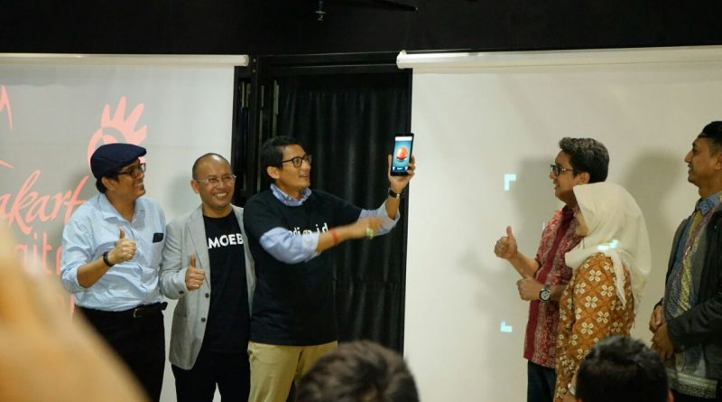 Peresmian Citizen Innovation Lab