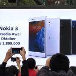 Erajaya Siap Jual Nokia 3, Nokia 5 dan Nokia 6 Bulan Ini