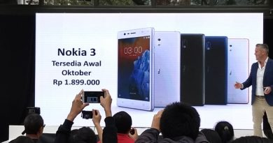 peluncuran Nokia 6