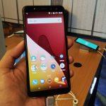 Smartphone Asal Perancis Luncurkan Wiko View dengan layar 18:9