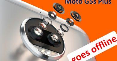 MOto G5s Plus mulai dijual offline