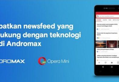 Sekarang Gawai Andromax Dibekali Opera Mini Dengan Teknologi A.I