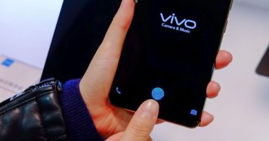 Vivo In-Display Fingerprint Scanning Technology di CES 2018_2