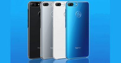 Honor 9 Lite dengan empat kamera akan mulai di jual pada 27 Maret 2018 di Indonesia