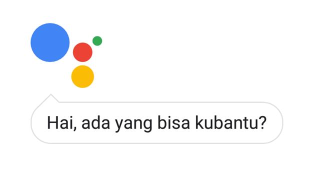 Google Assistant atau Asisten Google