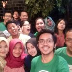 Ber-Panorama Selfie di mini gathering OPPO Community