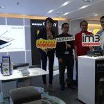 Indosat Ooredoo membuka Samsung Galaxy Studio Experience Center pertama di Indonesia