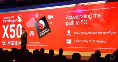 Snapdragon X50, Qualcomm 5G chipset