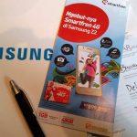 Samsung Z2 rilis, bonus 1GB data dari Smartfren