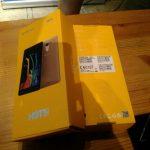 Infinix Hot 4 X557 hape sidik jari termurah