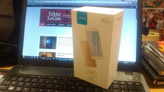 Foto Box Vivo V5